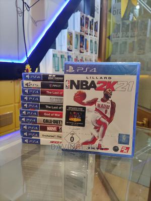 2K Games Nba 2K21 | Video Games for sale in Addis Ababa, Bole