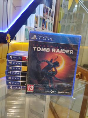 Shadow of the Tomb Raider | Video Games for sale in Addis Ababa, Bole