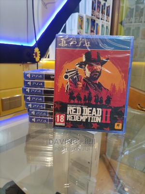 Red Dead Redemption II | Video Games for sale in Addis Ababa, Bole
