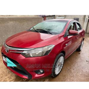 Toyota Yaris 2014 Red | Cars for sale in Addis Ababa, Arada