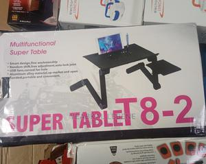 T8 Multifunctional Adjustable Laptop Table With Mouse Pad   Accessories & Supplies for Electronics for sale in Addis Ababa, Bole