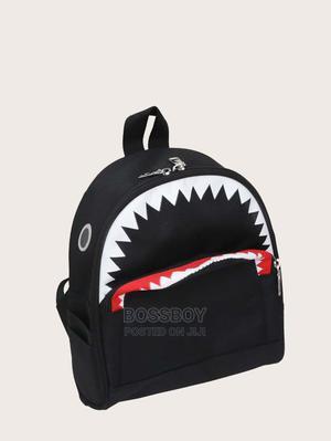 Kids Cartoon Shark Design Backpack | Babies & Kids Accessories for sale in Addis Ababa, Bole
