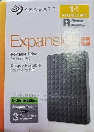 Seagate 1TB Expansion Portable USB 3.0 External Hard Drive   Computer Hardware for sale in Addis Ababa, Bole