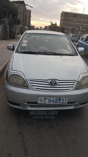 Toyota Corolla 2001 Silver | Cars for sale in Addis Ababa, Nifas Silk-Lafto