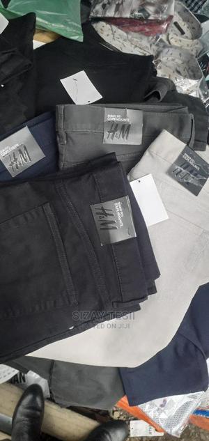 ብራንድ H M ጅንስ እና ካኪዎች በጅምላ እና በችርቻሮ በተለያየ ቁጥር   Clothing for sale in Addis Ababa, Bole
