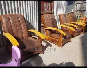 Used Old Sofa You Can Use for Office | Furniture for sale in Addis Ababa, Nifas Silk-Lafto