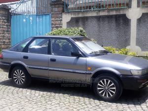 Toyota Corolla 1990 Hatchback Gray   Cars for sale in Addis Ababa, Nifas Silk-Lafto