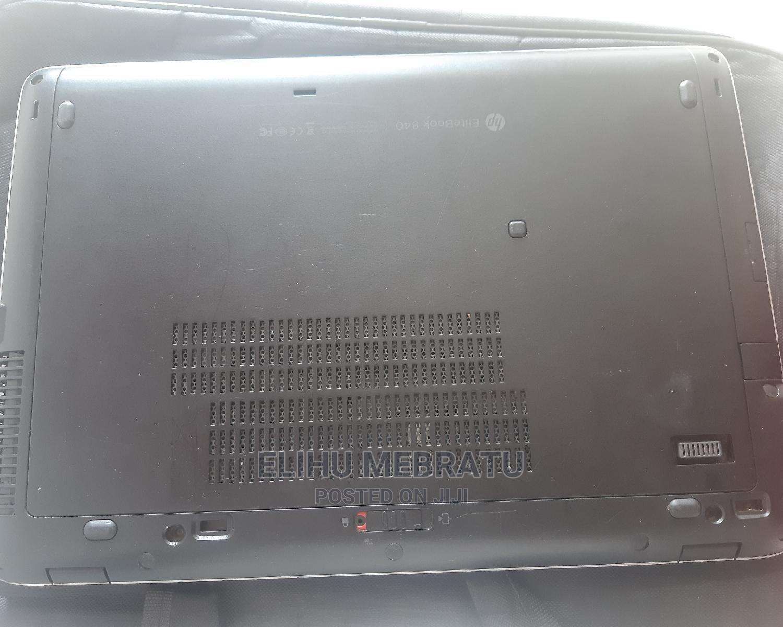 Archive: Laptop HP EliteBook 840 8GB Intel Core I5 HDD 500GB