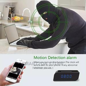 Clock Hidden Camera   Security & Surveillance for sale in Addis Ababa, Bole