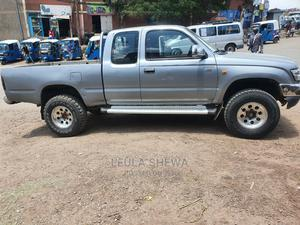 Toyota Hilux 2003 Silver | Cars for sale in Addis Ababa, Akaky Kaliti