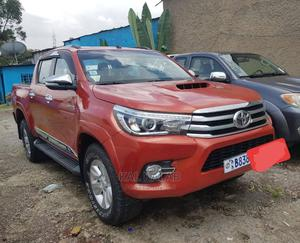 Toyota Hilux 2017 Red | Cars for sale in Addis Ababa, Bole