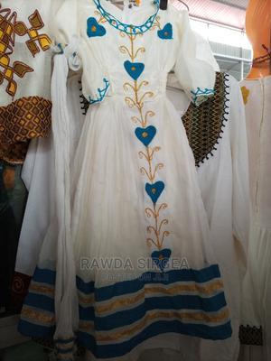 የህፃናት ጥልፍ ቀሚስ በመነን | Children's Clothing for sale in Addis Ababa, Gullele