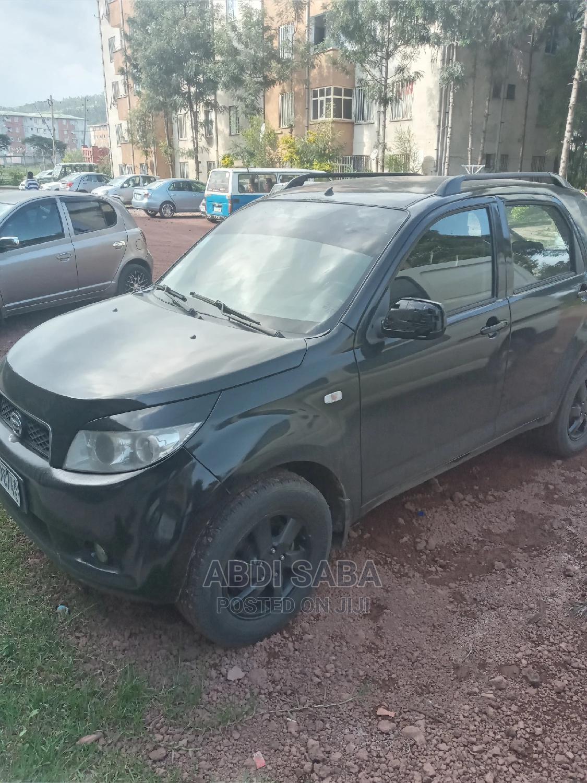 Car 2008 Black