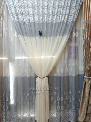 መጋረጃ3/4 Curtain   Home Accessories for sale in Addis Ababa, Addis Ketema