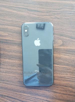 Apple iPhone X 64 GB Black | Mobile Phones for sale in Addis Ababa, Nifas Silk-Lafto