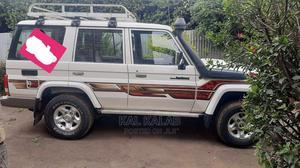 Toyota Land Cruiser 2019 White | Cars for sale in Addis Ababa, Bole