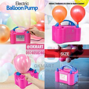 Electric Balloon Bump | Home Accessories for sale in Addis Ababa, Kolfe Keranio