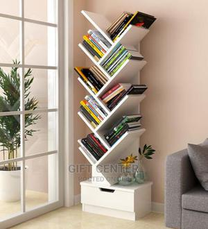 V Shape Book Organizer Multi Color For Home & Office 1.70M | Home Accessories for sale in Addis Ababa, Gullele