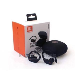 አዲስ 2021 ሞዴል JBL Pure Bass True Tws-8 ባለ ሁለት ጆሮ ብሉቱዝ ሄድፎን | Headphones for sale in Addis Ababa, Bole