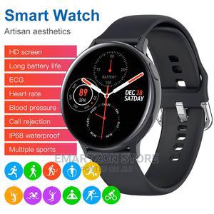 በሚያምር ዲዛይን የተሰራ የ2021 አዲስ ሞዴል ኦርጅናል S2 Smartwatch With Box | Smart Watches & Trackers for sale in Addis Ababa, Bole