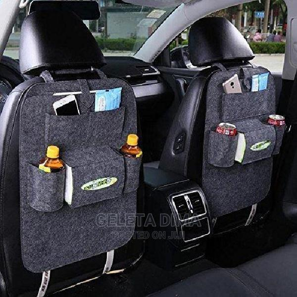 Car Back Seat Organizer   Vehicle Parts & Accessories for sale in Bole, Addis Ababa, Ethiopia