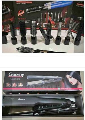 9 Pieces Pystra and Hair Straightner | Tools & Accessories for sale in Addis Ababa, Nifas Silk-Lafto