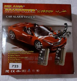 MILANO Car Alarm System | Vehicle Parts & Accessories for sale in Addis Ababa, Bole