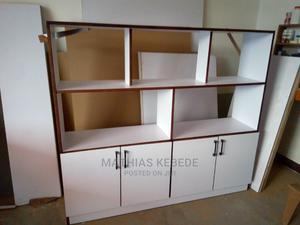 Book Shelf+Cabinet   Furniture for sale in Addis Ababa, Bole