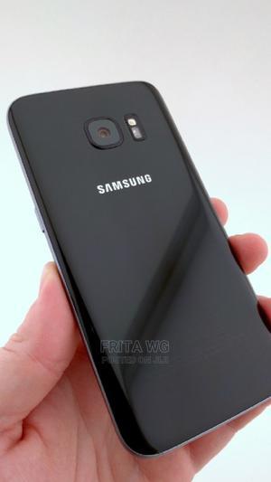 Samsung Galaxy S7 32 GB Black | Mobile Phones for sale in Addis Ababa, Kolfe Keranio