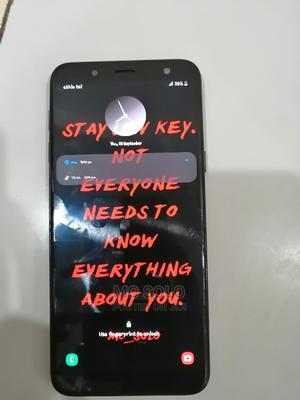 Samsung Galaxy J6 32 GB Black | Mobile Phones for sale in Addis Ababa, Bole