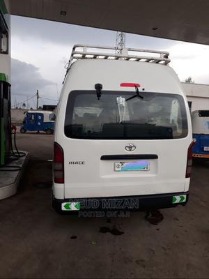 Toyota Hiace High Roof | Buses & Microbuses for sale in Addis Ababa, Bole