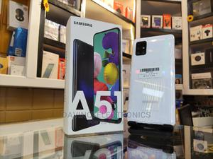 New Samsung Galaxy A51 5G 128 GB White | Mobile Phones for sale in Addis Ababa, Bole