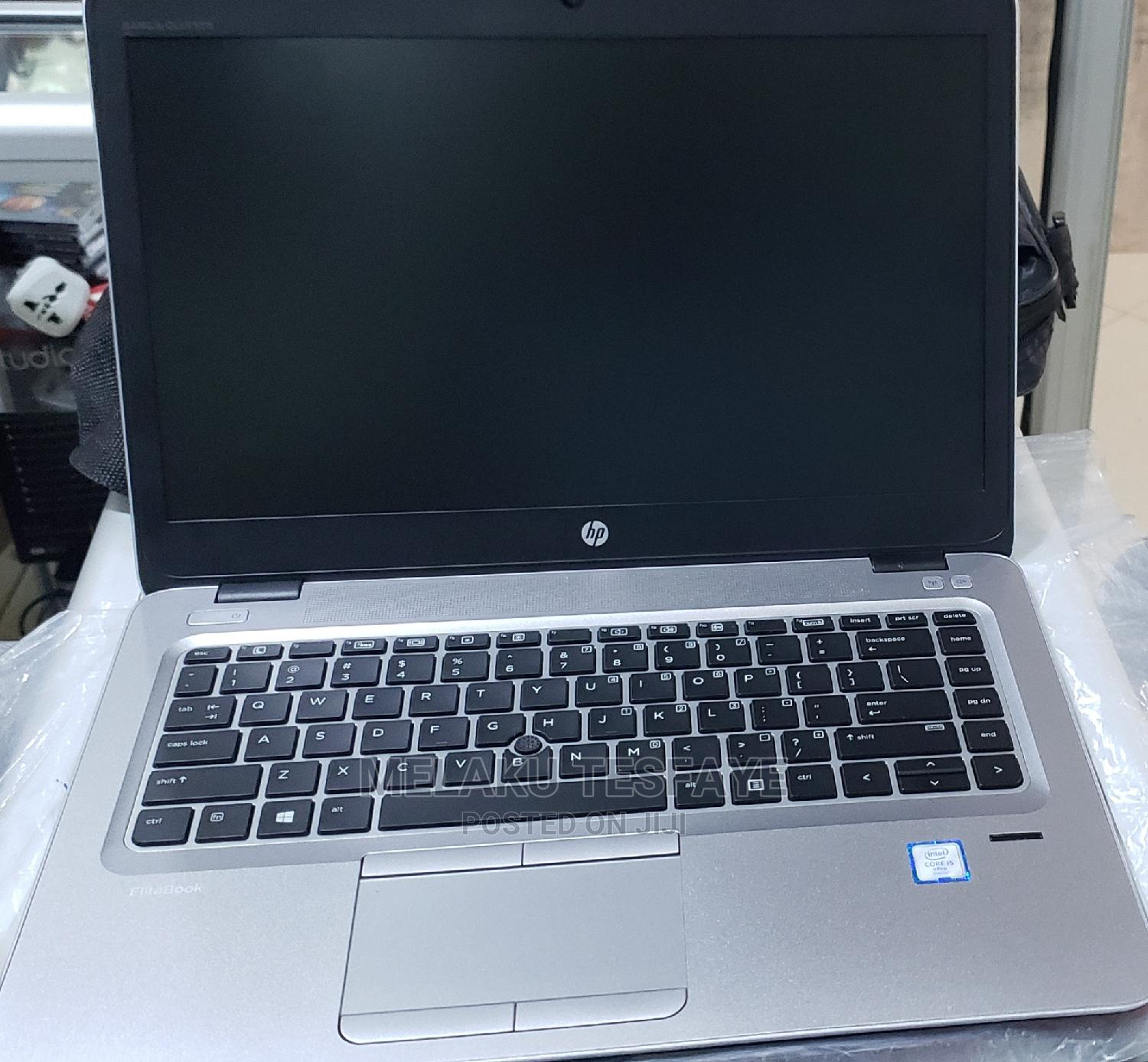 New Laptop HP EliteBook 840 G3 8GB Intel Core I5 HDD 1T | Laptops & Computers for sale in Bole, Addis Ababa, Ethiopia