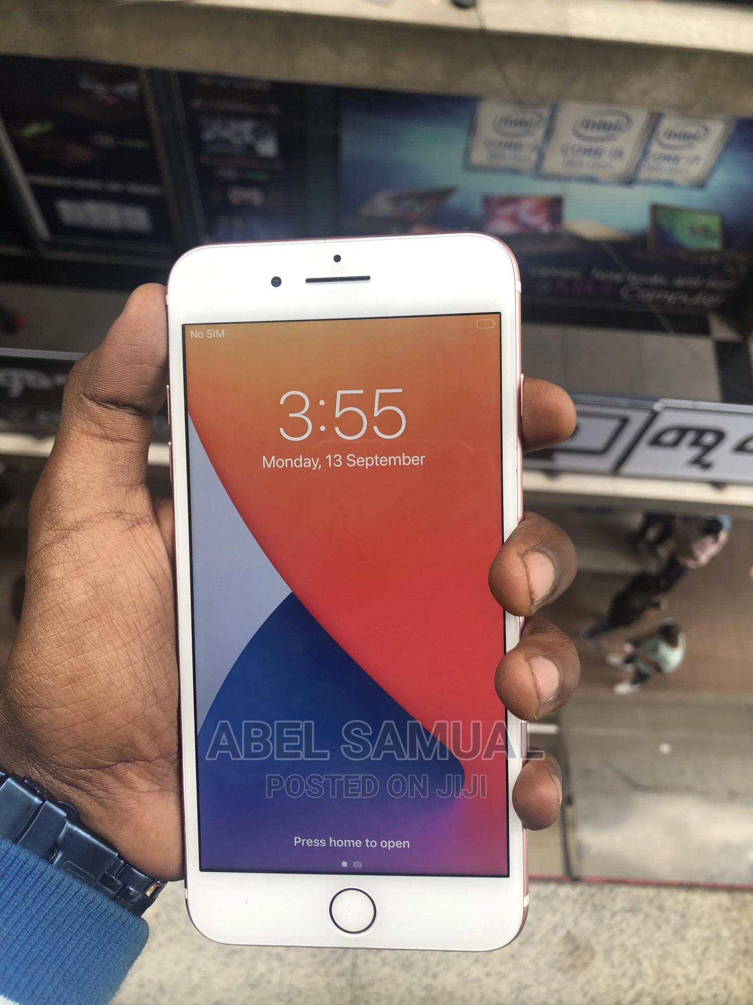 Apple iPhone 7 Plus 128 GB Rose Gold | Mobile Phones for sale in Addis Ketema, Addis Ababa, Ethiopia