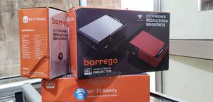Borrego Smart Android Projector | Accessories & Supplies for Electronics for sale in Addis Ababa, Bole