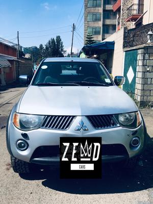 Mitsubishi L200 2007 Gray | Cars for sale in Addis Ababa, Yeka