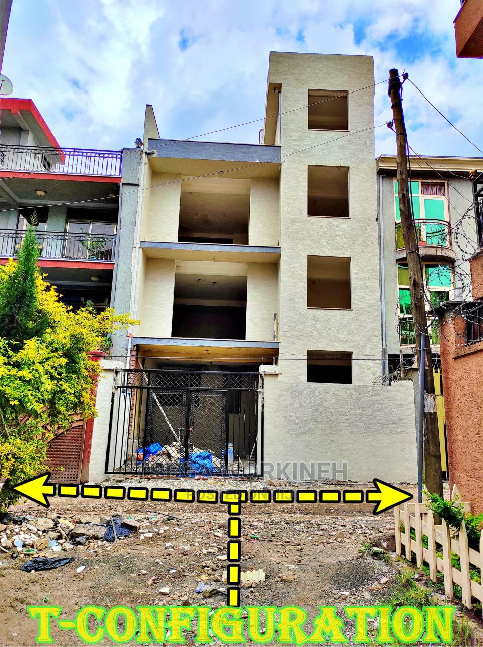 5bdrm Townhouse in Ts Professional Real, Nifas Silk-Lafto for Sale | Houses & Apartments For Sale for sale in Nifas Silk-Lafto, Addis Ababa, Ethiopia
