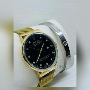 Rolex Watch With a Gift Bracelet | Watches for sale in Addis Ababa, Bole