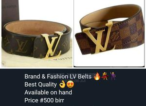 LV Belts Brand   Clothing Accessories for sale in Addis Ababa, Kirkos