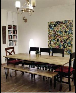 Scandinavian Dinning Table | Furniture for sale in Addis Ababa, Arada