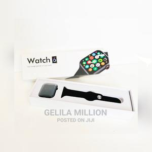 Smart Watch 6 | Smart Watches & Trackers for sale in Addis Ababa, Bole