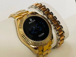 ROLEX Men's Watch With a Gift Bracelet | Watches for sale in Addis Ababa, Bole