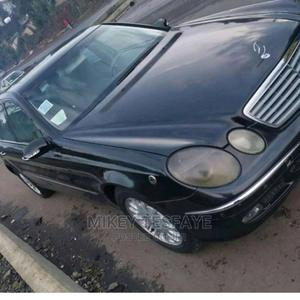 Mercedes-Benz E55 2003 Black   Cars for sale in Addis Ababa, Gullele