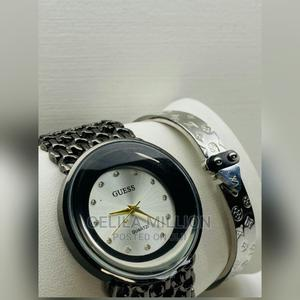 Guess Watch With a Gift Box | Watches for sale in Addis Ababa, Bole