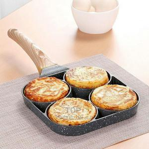 4 in 1 Flat Bottom Omelette Egg Pan | Kitchen & Dining for sale in Addis Ababa, Yeka