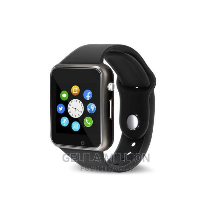 Samsung A1 Smart Watch | Smart Watches & Trackers for sale in Bole, Addis Ababa, Ethiopia