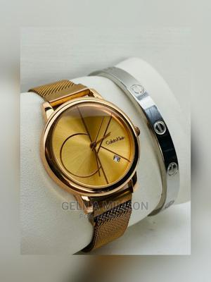 Calvin Klein Watvh With a Bracelet | Watches for sale in Addis Ababa, Bole