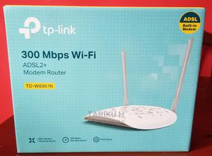 Tp-Link Adsl2+ Modem Router | Networking Products for sale in Addis Ababa, Addis Ketema