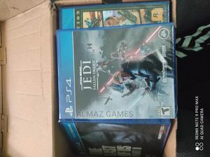 Star Wars Jedi Fallen Order Playstation 4 Game Ps4 | Video Games for sale in Addis Ababa, Bole