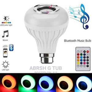 LED Light and Bluetooth Speaker | Audio & Music Equipment for sale in Addis Ababa, Yeka